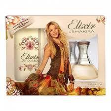Kit Elixir By Shakira Eau de Toilette Shakira 80ML + Diario - Perfume Feminino