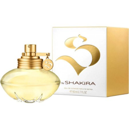 Shakira By Eau de Toilette Shakira 80ml - Perfume Feminino