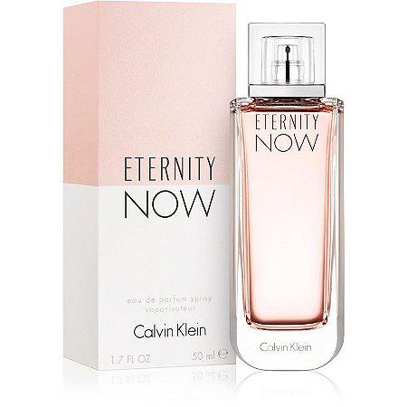 Eternity Now Eau de Parfum Calvin Klein 100ML - Perfume Feminino 9db419c709