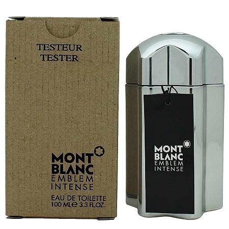Tester Emblem Intense EDT Montblanc 100ML - Perfume Masculino