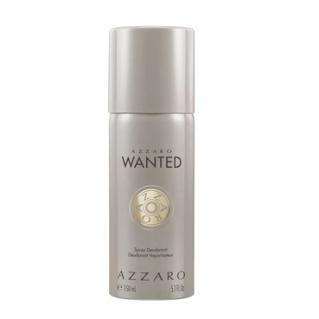 Desodorante Azzaro Wanted 150ml - Masculino