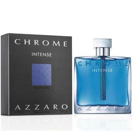 Azzaro Chrome Intense Eau de Toilette 100ml - Perfume Masculino