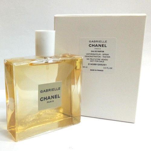 e4e10f0ccb0 Tester Gabrielle Chanel EDP 100ML - Perfume Feminino
