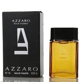 Miniatura Azzaro Pour Homme Eau de Toilette Azzaro 7ml - Perfume Masculino