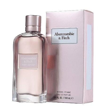 Abercrombie & Fitch First Instinct Eau de Parfum 100ml - Perfume Feminino