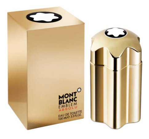 Emblem Absolu Eau de Toilette Montblanc 100ml - Perfume Masculino