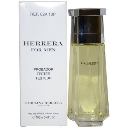 Tester Herrera For Men EDT Carolina Herrera 100ML - Perfume Masculino