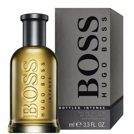Boss Bottled Intense Eau de Toilette Hugo Boss 50ml - Perfume Masculino