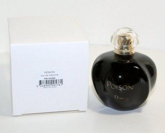 Tester Poison Eau de Toilette Dior 100ml - Perfume Feminino
