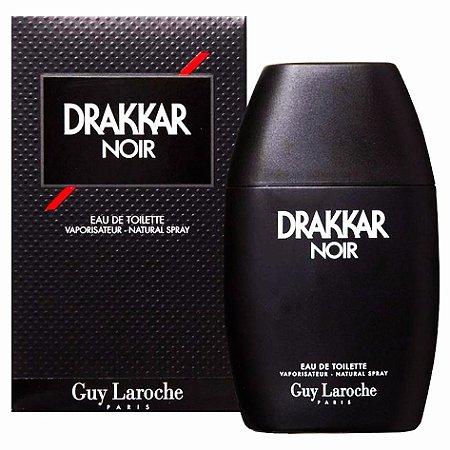 Drakkar Noir Eau de Toilette Guy Laroche 100ml - Perfume Masculino