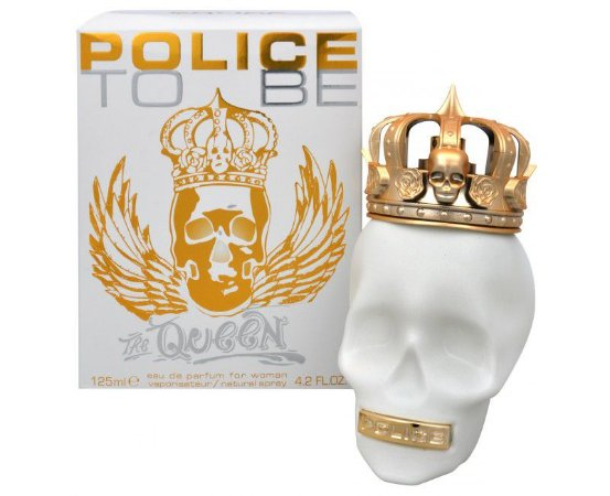 Police To Be The Queen Eau de Parfum 125ML - Perfume Feminino