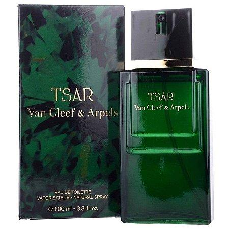 Tsar De Van Cleef & Arpels Eau de Toilette 100ML - Perfume Masculino