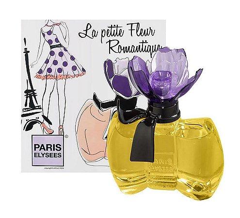 La Petite Fleur Romantique Eau de Toilette Paris Elysees 100ML - Perfume  Feminino daa8c23e28d
