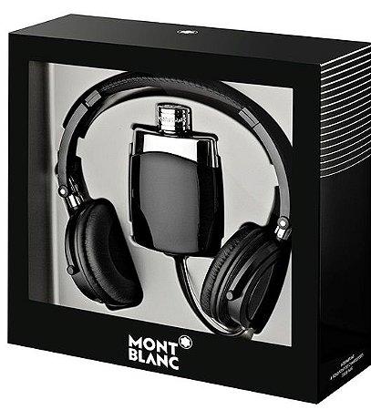 Kit Legend Eau de Toilette MontBlanc 100ML + HeadPhones - Masculino