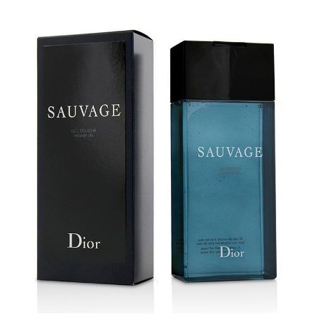 Sauvage Shower Gel Dior 200ml - Masculino