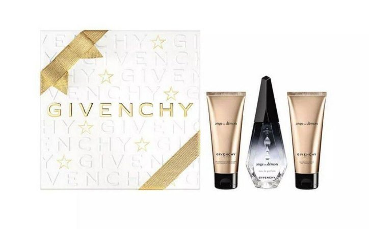 Kit Ange ou Demo Givenchy Eau de Parfum 50ml + Body Lotion 75ml + Shower Gel 75ml