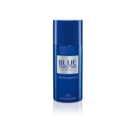 Desodorante Blue Seduction For Men Antonio Banderas 150ml
