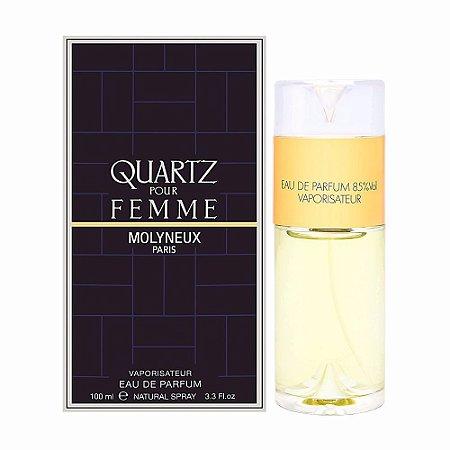Quartz Pour Femme Molyneux Eau de Parfum 30ml - Perfume Feminino