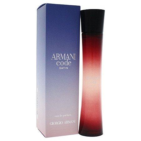 Armani Code Satin Giorgio Armani Eau de Parfum - Perfume Feminino ... 723158e0ae