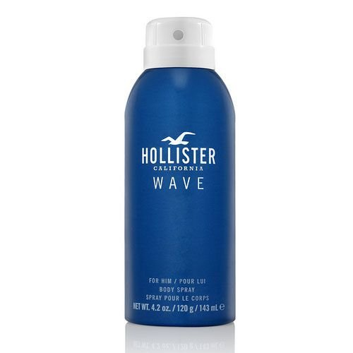 Body Spray Wave For Him Hollister 143ml