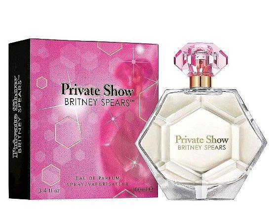Private Show Britney Spears Eau de Parfum 100ml - Perfume Feminino