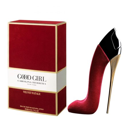 Good Girl Collector Velvet Fatale Carolina Herrera Eau de Parfum 80ml - Perfume Feminino