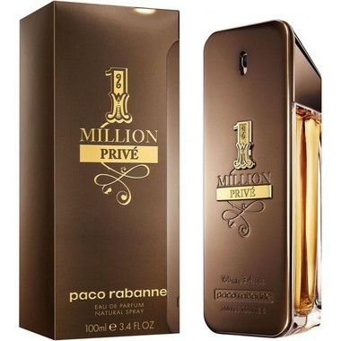 1 Million Privé Eau de Parfum Paco Rabanne 100ml - Perfume Masculino