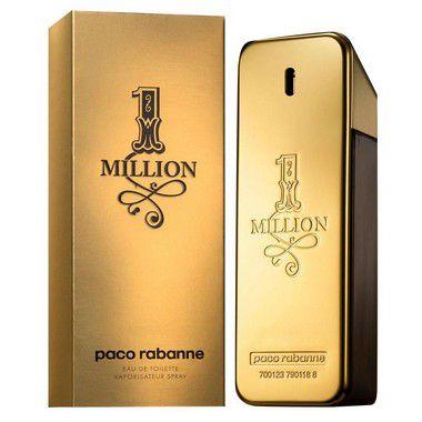 1 Million Eau de Toilette Paco Rabanne 200ml - Perfume Masculino