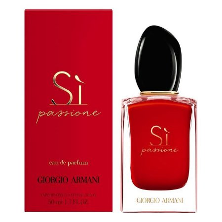 Sì Passione Eau de Parfum Giorgio Armani 30ml - Perfume Feminino