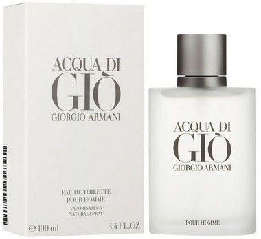Acqua Di Gio Homme Eau de Toilette Giorgio Armani 50ml - Perfume Masculino