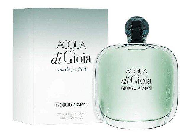 Acqua Di Gioia Eau de Parfum Giorgio Armani 100ml - Perfume Feminino