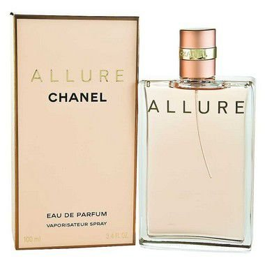 Allure Eau de Parfum Chanel 100ml - Perfume Feminino