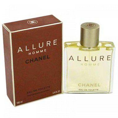 Allure Homme Eau de Toilette Chanel 100ml - Perfume Masculino