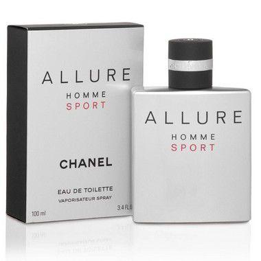 Allure Homme Sport Chanel Eau de Toilette 100ml - Perfume Masculino