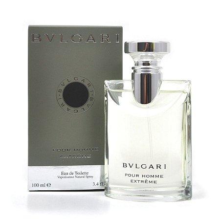Bvlgari Pour Homme Extreme Eau de Toilette Bvlgari 100ml - Perfume Masculino