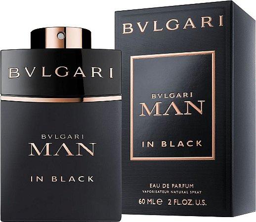 Man in Black Eau de Parfum Bvlgari 60ml - Perfume Masculino
