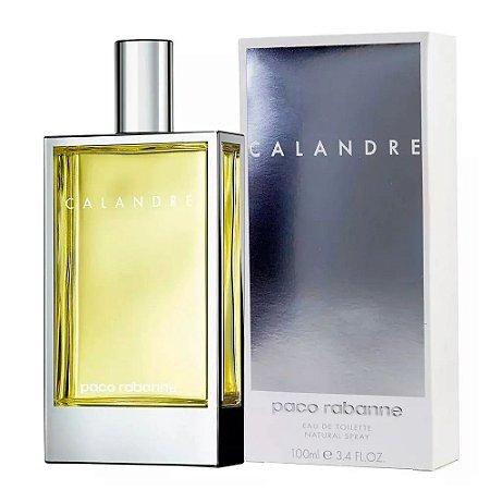 Calandre Eau de Toilette Paco Rabanne 100ml - Perfume Feminino
