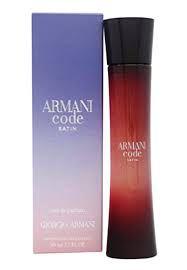 Armani Code Satin Eau de Parfum Giorgio Armani 50ml - Perfume Feminino