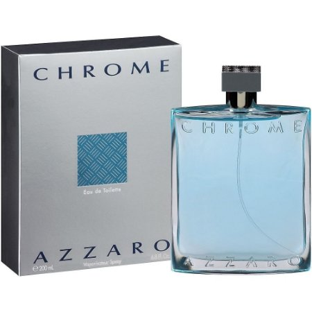 Azzaro Chrome Eau de Toilette 200ml - Perfume Masculino