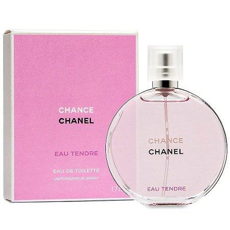 Chance Eau Tendre Eau de Toilette Chanel 100ml - Perfume Feminino
