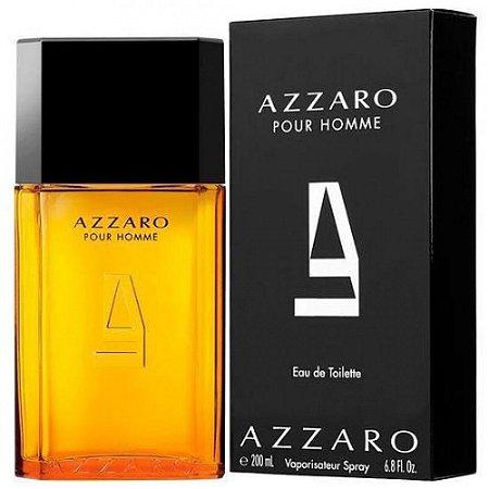 Azzaro Pour Homme Eau de Toilette Azzaro 200ml - Perfume Masculino