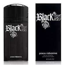 Black XS Eau de Toilette Paco Rabanne 50ml - Perfume Masculino
