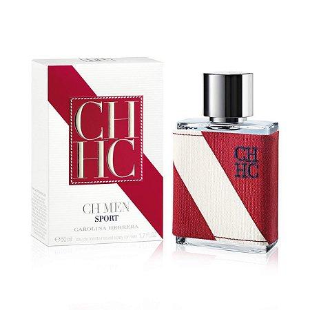 CH Men Sport Carolina Herrera Eau de Toilette 100ml - Perfume Masculino 7cc2390945
