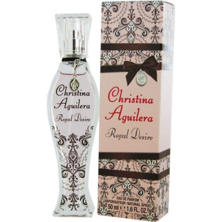 Christina Aguilera Royal Desire Eau de Parfum 50ml - Perfume Feminino