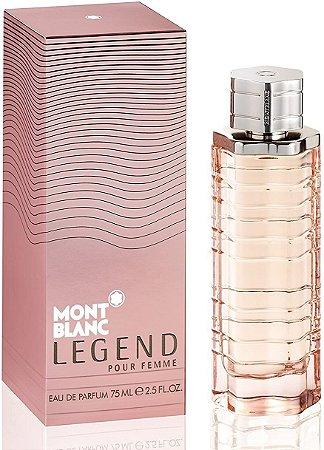 Legend Pour Femme Eau de Parfum Montblanc 75ml - Perfume Feminino