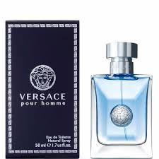 Versace Pour Homme Eau de Toilette Versace 200ml - Perfume Masculino