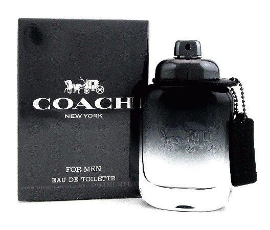 Coach For Men Eau de Toilette 60ml - Perfume Masculino