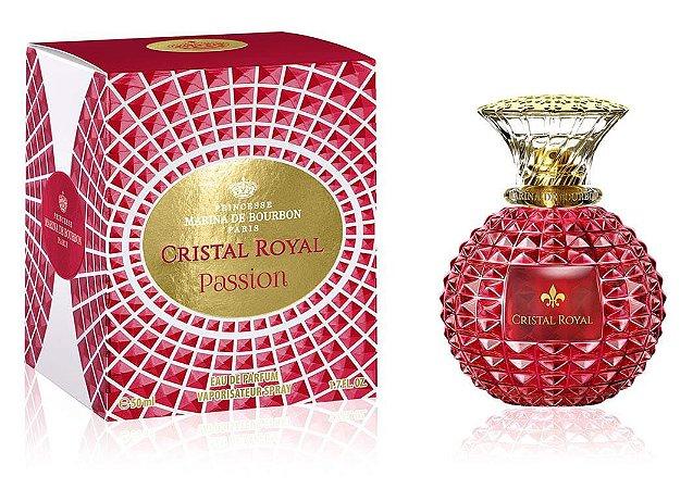 Cristal Royal Passion Eau de Parfum Marina de Bourbon 50ml - Perfume Feminino