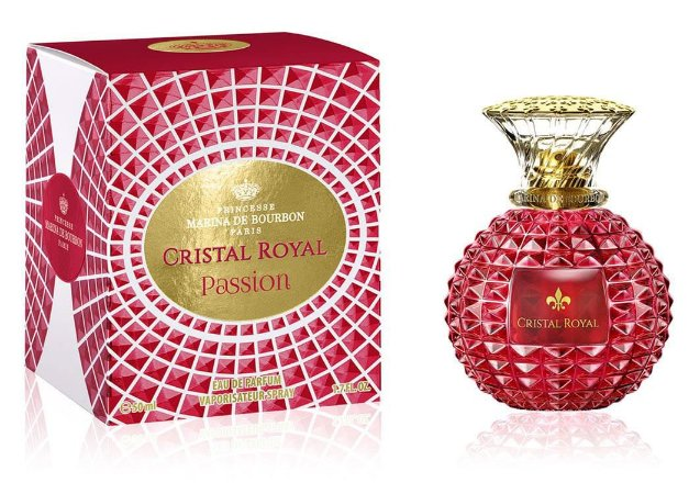 Cristal Royal Passion Eau de Parfum Marina de Bourbon 30ml - Perfume Feminino