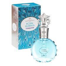Royal Marina Turquoise Eau de Parfum 100ml - Marina de Bourbon - Perfume Feminino